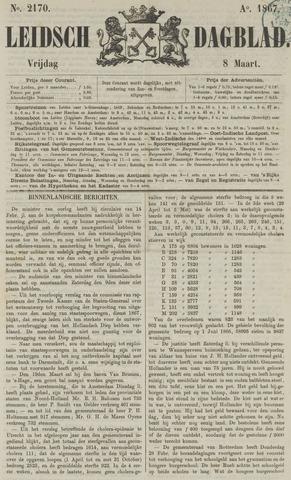 Leidsch Dagblad 1867-03-08