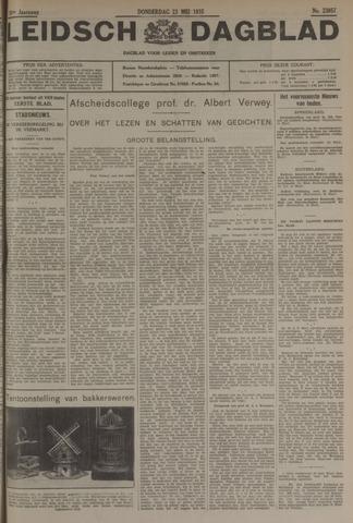 Leidsch Dagblad 1935-05-23