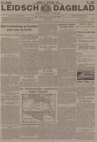 Leidsch Dagblad 1940-09-17