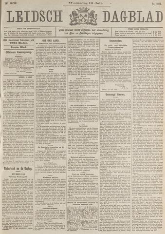 Leidsch Dagblad 1916-07-19