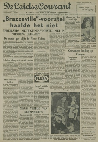 Leidse Courant 1961-11-28