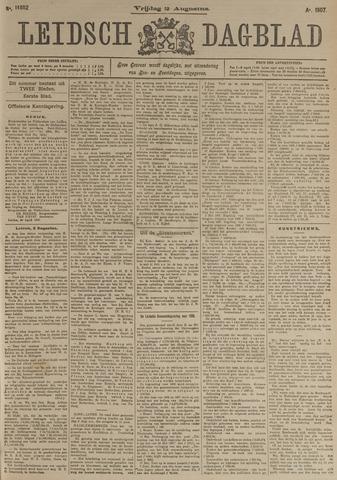 Leidsch Dagblad 1907-08-02