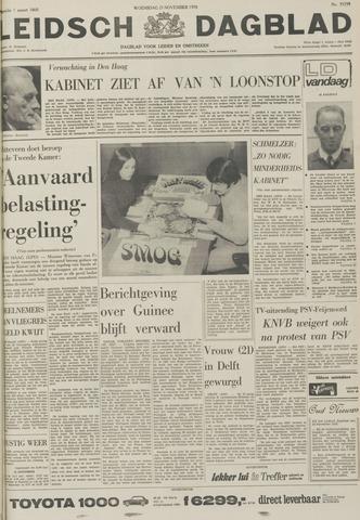 Leidsch Dagblad 1970-11-25