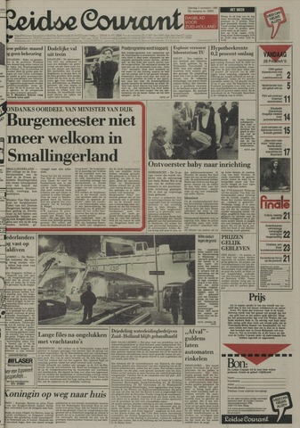 Leidse Courant 1988-11-05