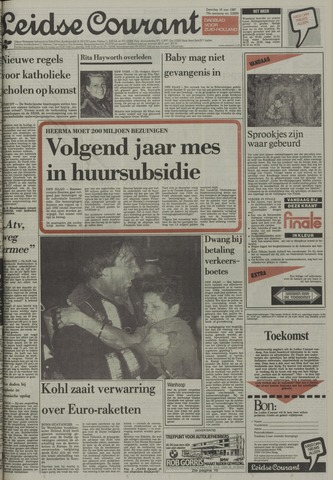 Leidse Courant 1987-05-16