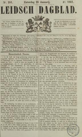 Leidsch Dagblad 1861-01-26