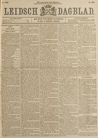 Leidsch Dagblad 1899-03-22