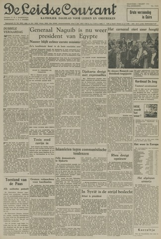 Leidse Courant 1954-03-01