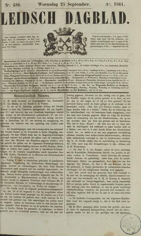 Leidsch Dagblad 1861-09-25