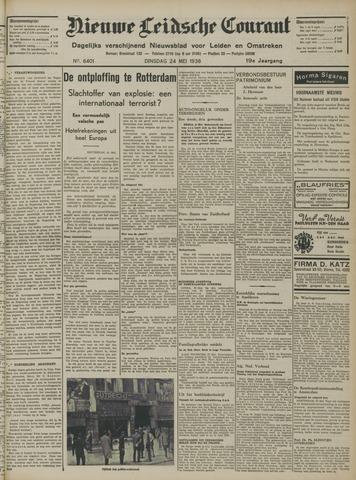 Nieuwe Leidsche Courant 1938-05-24