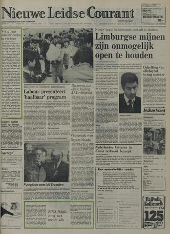 Nieuwe Leidsche Courant 1974-03-13
