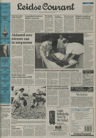 Leidse Courant 1992-06-17