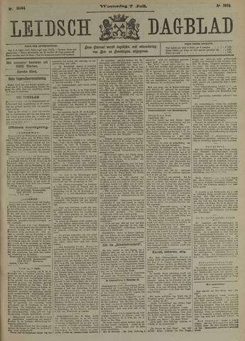 Leidsch Dagblad 1909-07-07