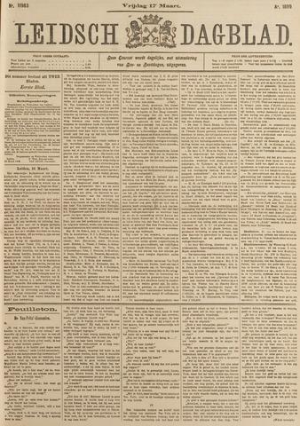 Leidsch Dagblad 1899-03-17