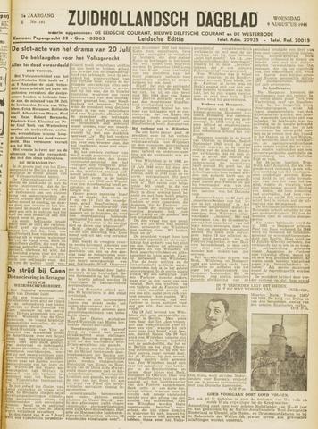 Zuidhollandsch Dagblad 1944-08-09