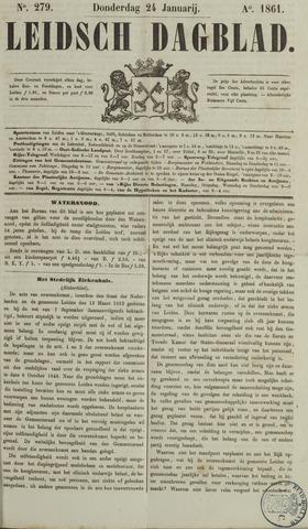 Leidsch Dagblad 1861-01-24