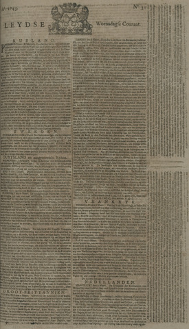 Leydse Courant 1743-03-13