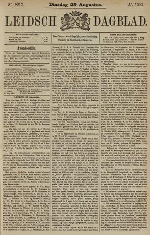 Leidsch Dagblad 1882-08-29