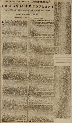 Leydse Courant 1795-07-24