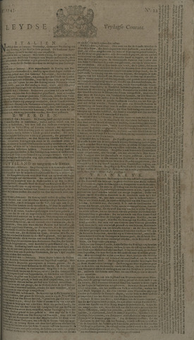 Leydse Courant 1745-02-19