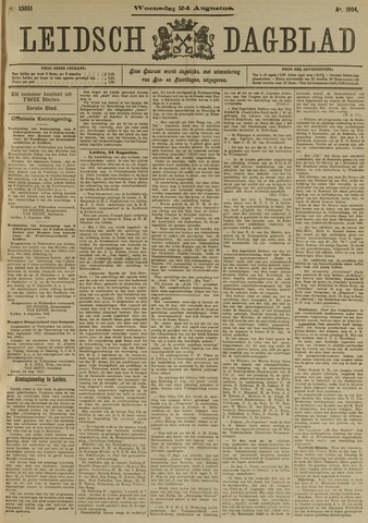 Leidsch Dagblad 1904-08-24