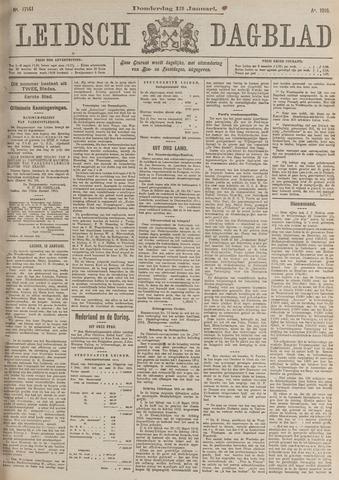 Leidsch Dagblad 1916-01-13