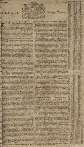 Leydse Courant 1760-03-28