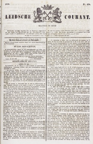 Leydse Courant 1876-07-31