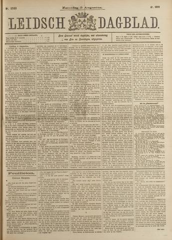 Leidsch Dagblad 1899-08-05