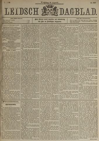 Leidsch Dagblad 1897-04-09