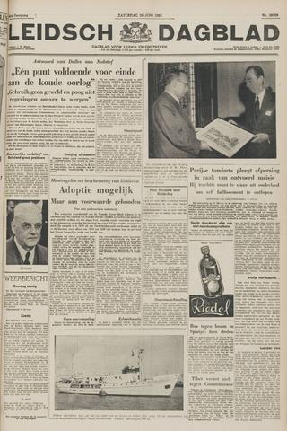 Leidsch Dagblad 1955-06-25