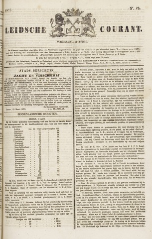 Leydse Courant 1873-04-02