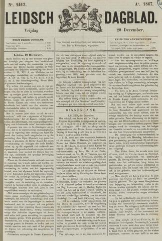 Leidsch Dagblad 1867-12-20