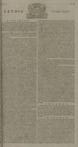 Leydse Courant 1725-03-23