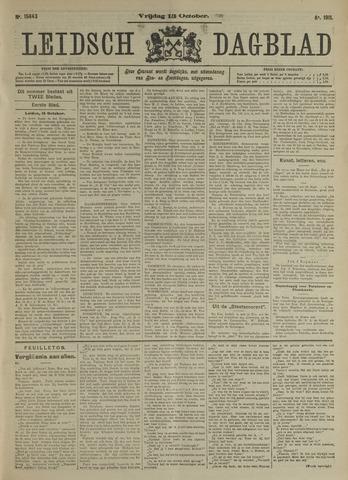 Leidsch Dagblad 1911-10-13