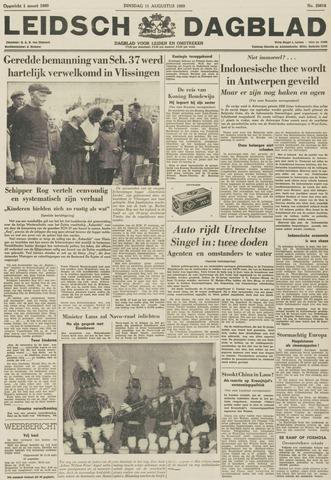 Leidsch Dagblad 1959-08-11