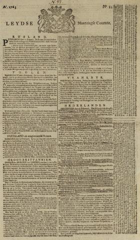Leydse Courant 1763-02-21