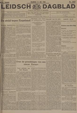 Leidsch Dagblad 1940-07-15