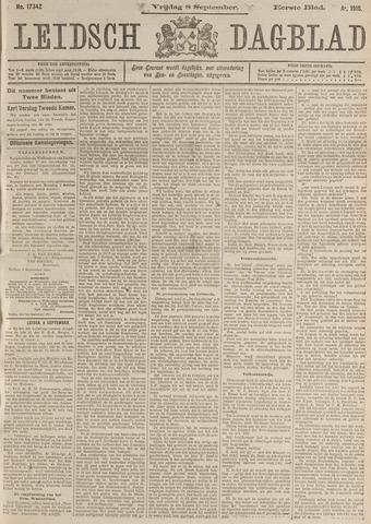 Leidsch Dagblad 1916-09-08