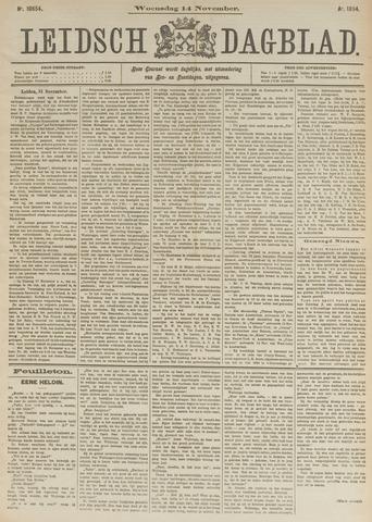 Leidsch Dagblad 1894-11-14