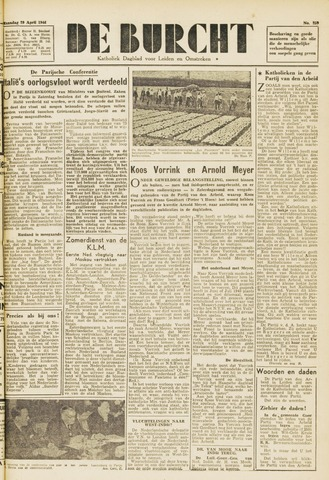 De Burcht 1946-04-29