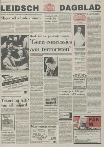 Leidsch Dagblad 1985-06-19