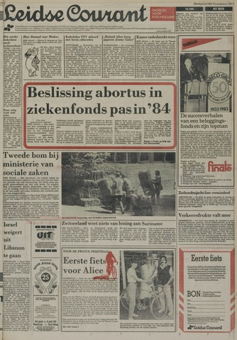 Leidse Courant 1983-07-02