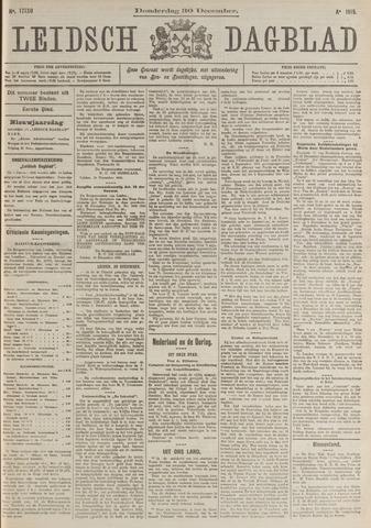 Leidsch Dagblad 1915-12-30