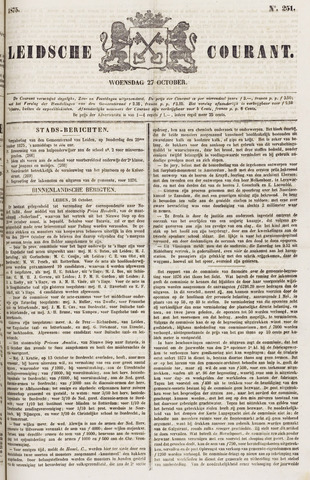 Leydse Courant 1875-10-27