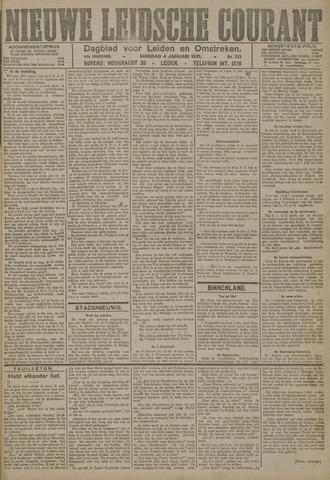 Nieuwe Leidsche Courant 1921-01-04