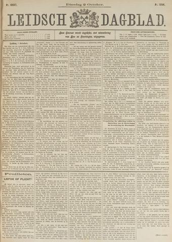 Leidsch Dagblad 1894-10-02