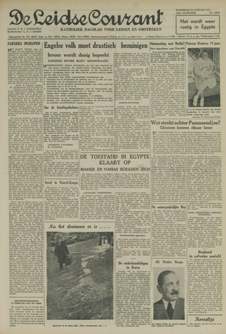 Leidse Courant 1952-01-30
