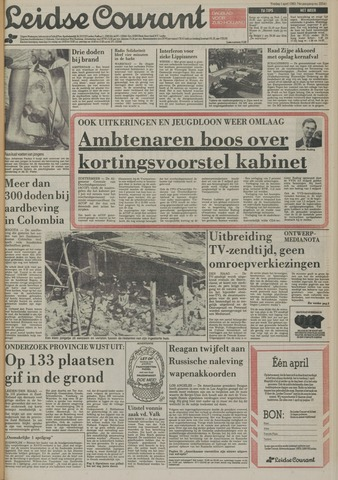 Leidse Courant 1983-04-01
