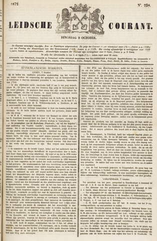 Leydse Courant 1872-10-08